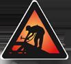 Stop Construction Falls